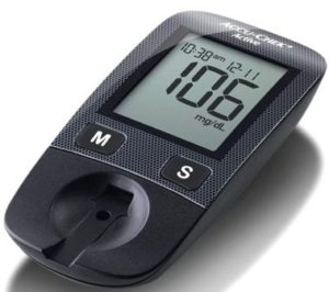 Best Glucometer in India, Accu-Chek Active Blood Glucose Meter Kit with 10 strips
