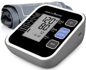 HealthSense Heart-Mate BP 120 Classic Fully Automatic Upper Arm Digital BP Monitor