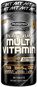 MuscleBlaze Daily Multivitamin for Women 60 Capsules
