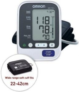 Omron HEM-7130-L Blood Pressure Monitor, best bp machine in india