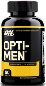 Optimum Nutrition (ON) Opti-Men Multivitamin - 90 Tablets is the Best Multivitamin For Men In India