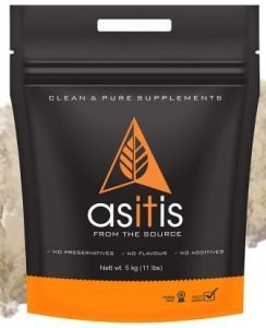 AS-IT-IS Nutrition Unflavoured Whey Protein Concentrate 80%