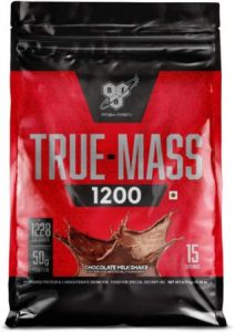 BSN 1200 True Mass the Best Mass Gainer
