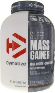 Dymatize Super Best Mass Gainer Protein Supplement with Digestive Enzymes