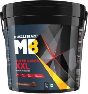 MuscleBlaze Super Mass Gainer, Best Weight Gainer