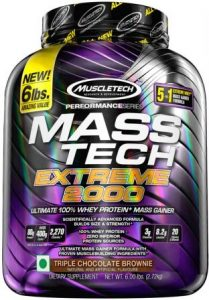 Muscletech Performance Series Mass Tech Extreme 2000, Best Mass Gainer