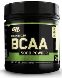 Optimum Nutrition (ON) Instantized BCAA 5000 Powder