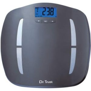 Dr Trust ABS Fitness Body Composition Monitor Fat Analyzer the best weighing machine 2020