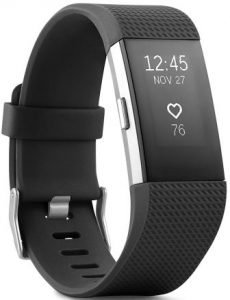 Fitbit Charge 2 Wireless Activity Tracker and Sleep Wristband