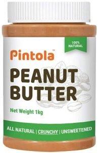 Pintola All Natural Peanut Butter (Crunchy)