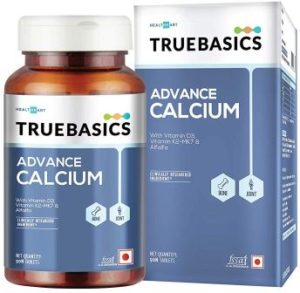 TrueBasics Advance Calcium with Vitamin D3