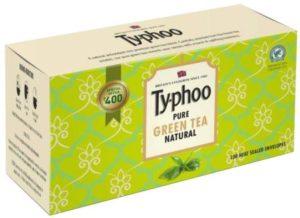 Typhoo Green Tea - Tea Bangs