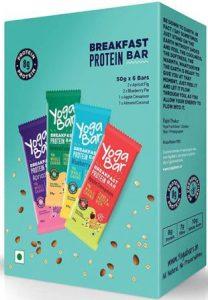Yogabar Breakfast Protein Variety