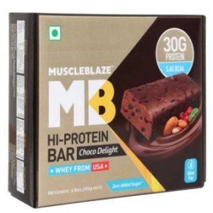 best protein bars india