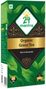 24 Mantra Organic Green Tea