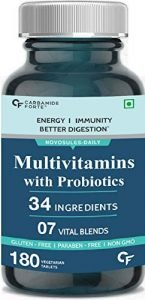 Carbamide Forte Multivitamin Review