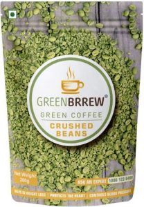 Greenbrrew Green Coffee Crushed Beans