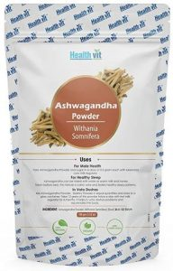 Healthvit Natural Ashwagandha Powder