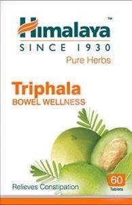 Himalaya Triphala Bowel Wellness for Constipation Relief