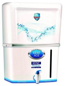 Kent Ace Mineral 7-Liter 60-Watt RO+UV+UF Water Purifier