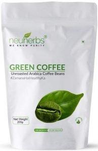 Neuherbs Green Coffee Beans