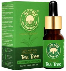 Old Tree Tea Tree Essential Oil for Skin