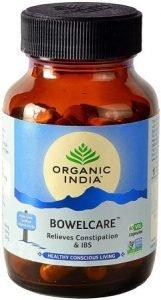 Organic India Bowelcare 60 Capsules