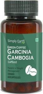 Simply Earth Green coffee Garcinia Cambogia