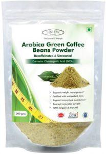 Sinew Nutrition Green Coffee Beans Powder