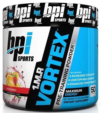 BPI Sports 1Mr Vortex Pre Workout