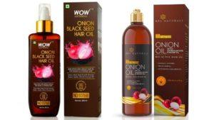 Best Onion Hair Oil