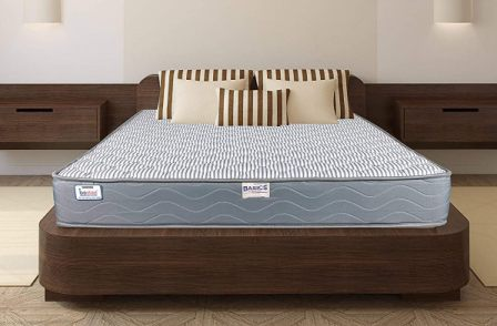 Best Mattress in India 2021, Double Comfort Spring Mattress