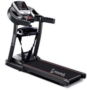 Cockatoo CTM-04 1.5HP (2HP Peak), best Treadmill