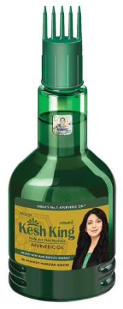 Kesh King Ayurvedic Anti Hairfall Hair Oil