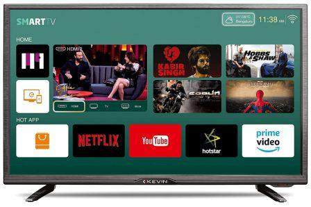 Kevin 32-inches HD Ready LED Smart TV K32CV338H