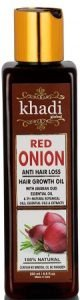 Khadi Red Onion Hair Oil