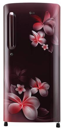 LG 190 L 4-star Inverter Direct Cool Single Door Refrigerator – GL-B201ASPY