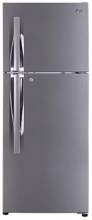 LG 260 Litres 3-Star Frost Free Double Door Refrigerator GL-1292RPZL