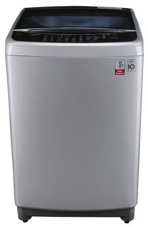 LG T9077NEDL1 8 Kg Inverter Top Loading Washing Machine