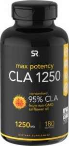 Max Potency CLA 1250 (180 Softgels) with 95% Active Conjugated Linoleic Acid