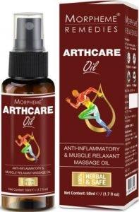 Morpheme Remedies Arthcare Oil with Spray