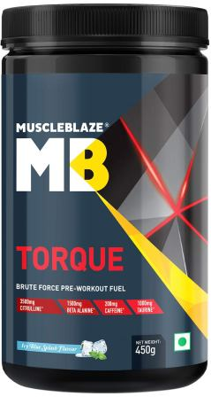 MuscleBlaze Torque Pre-Workout, Best Pre Workout 2021