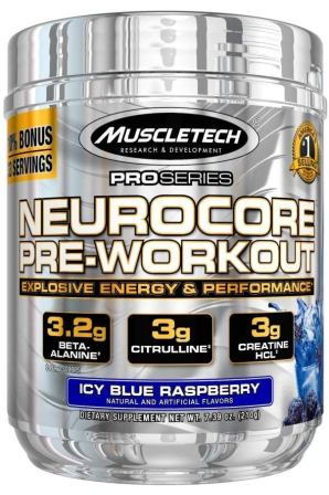 Muscletech Pro Series Neurocore pre workout