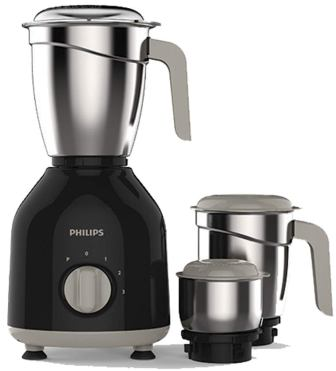 Philips HL7756 00 Mixer Grinder 750W with 3 Jars