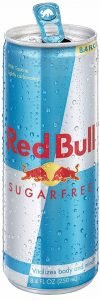 Red Bull Energy Drink Sugar Free, Sugarfree
