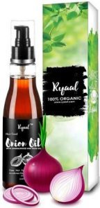 Ryaal Hair Food Onion Hair Oil with Vitamin E, best red onion hair oil