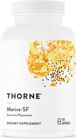 Thorne Research - Meriva SF (Soy Free) - Sustained-Released Curcumin Phytosome Supplement