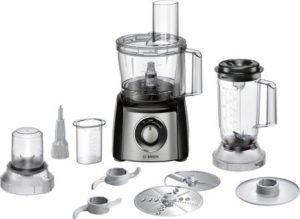 Bosch Lifestyle MCM3501M 800-Watt Food Processor