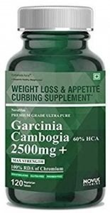 Carbamide Forte Garcinia Cambogia, Natural Fat Burner