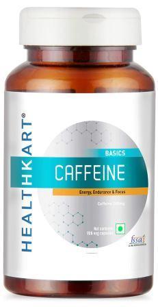 Healthkart Caffeine Capsules